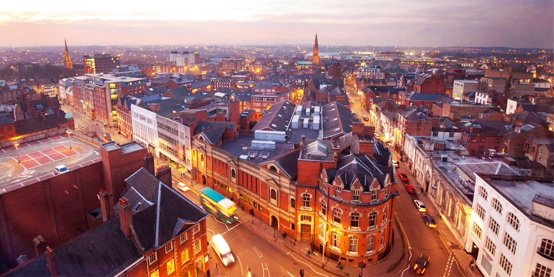 Invest in Leicester-Welcome to Britain's Growth Hotspot