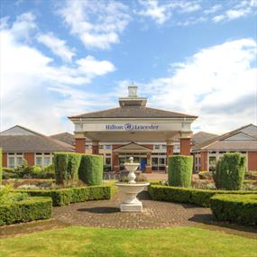 Hilton Leicester - Accommodation in Leicester