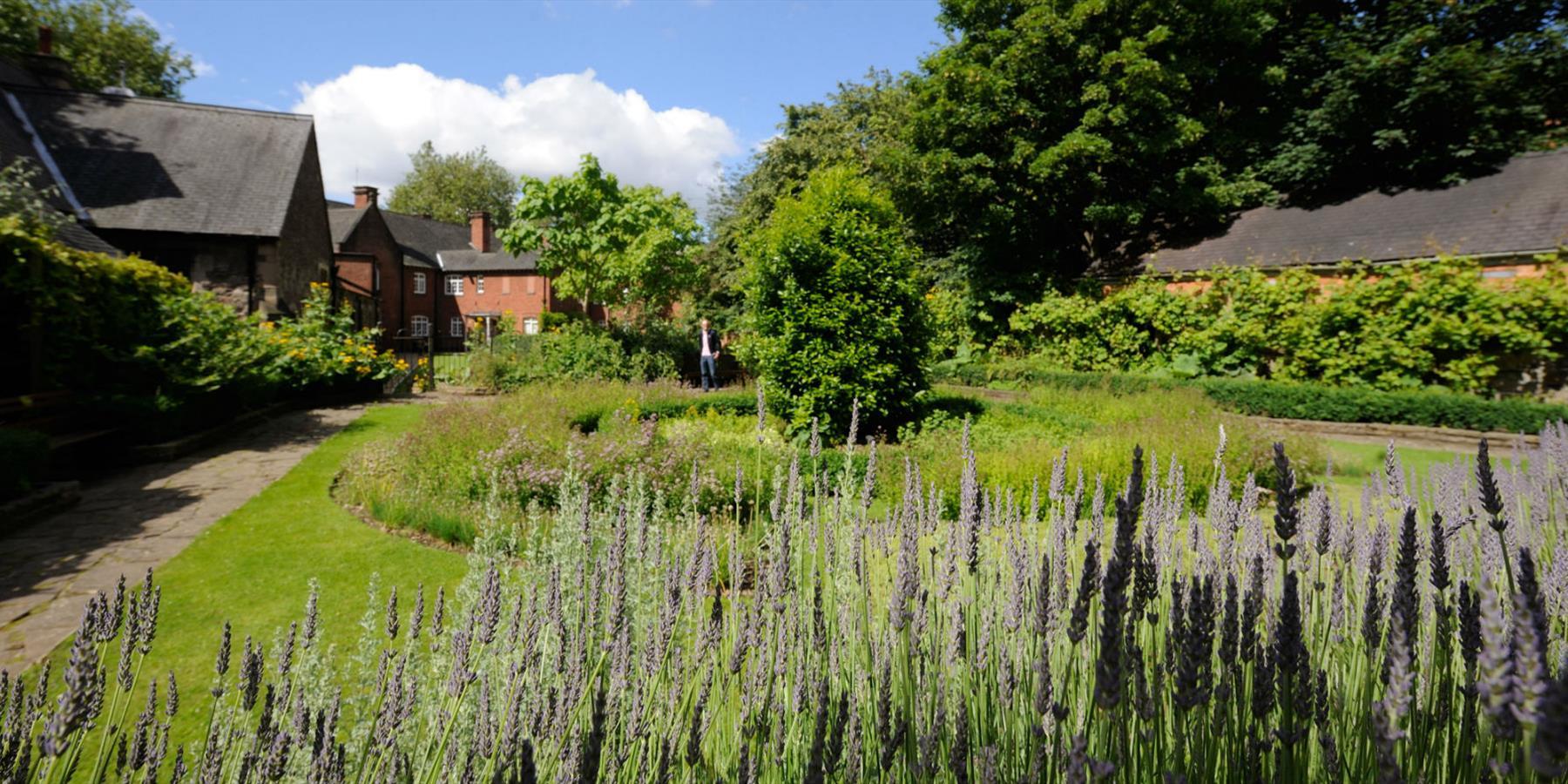 Castle Gardens Visit Leicester