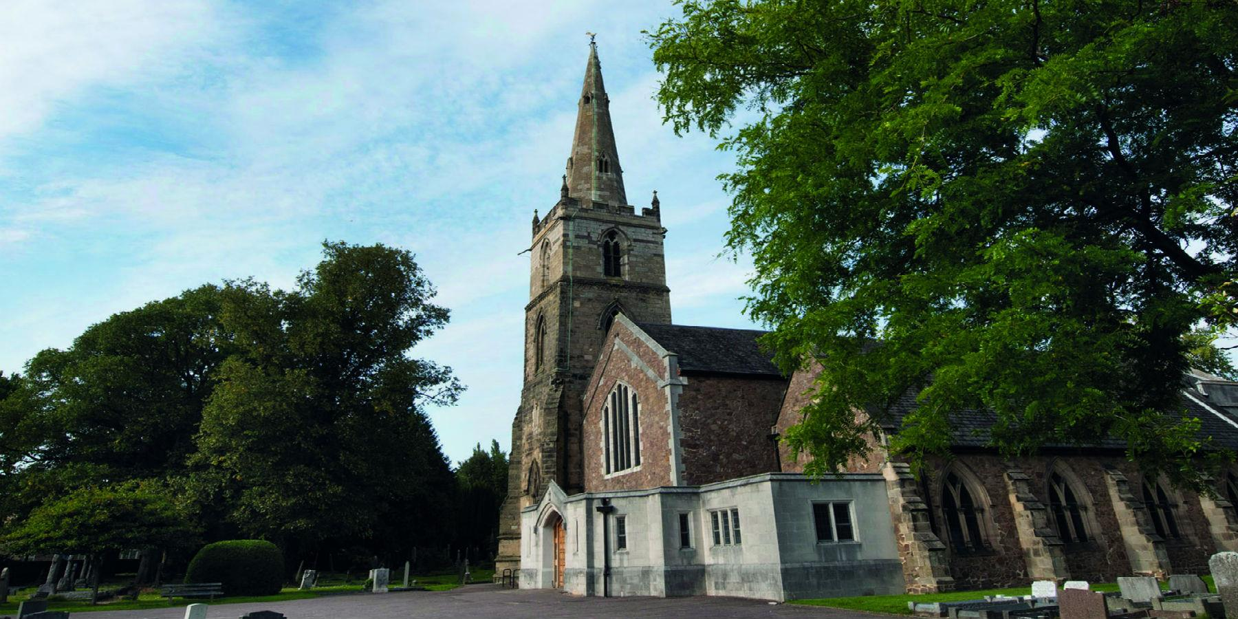 Enjoy peaceful nature and heritage sites in Knighton, on the outskirts of Leicester.