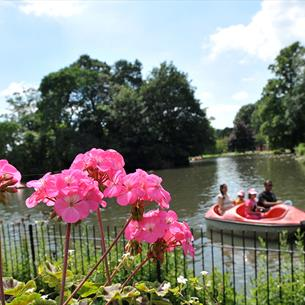 Take the kids to Abbey Park this summer and enjoy a whole day of fun for all the family