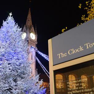 There's so much going on in Leicester this Christmas, we wouldn't blame you for not knowing where to start! To make sure you don't miss a thing, why not follow our festival trail around the city?