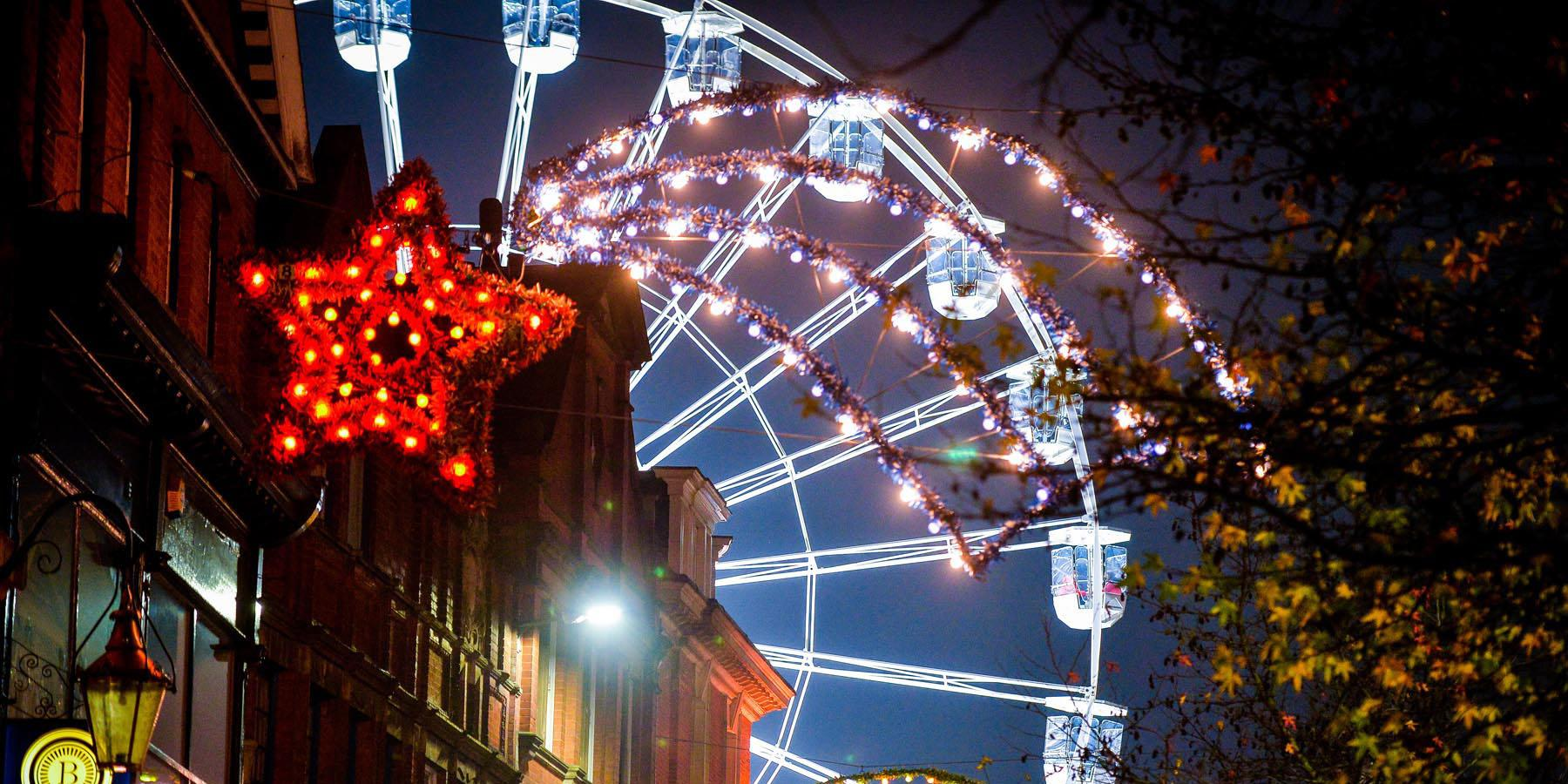 Prepare for the festive season in Leicester with your guide on how the city is welcoming the most wonderful time of the year!