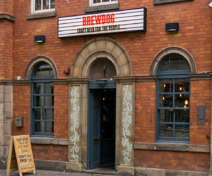 BrewDog - Bars, Eating and Drinking in Leicester