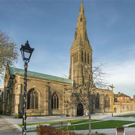Leicester Cathedral, See & Do in Leicester