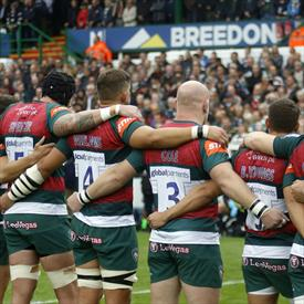 Leicester Tigers vs Scarlets