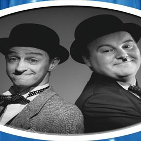Hats off to Laurel & Hardy: Leicester Comedy Festival