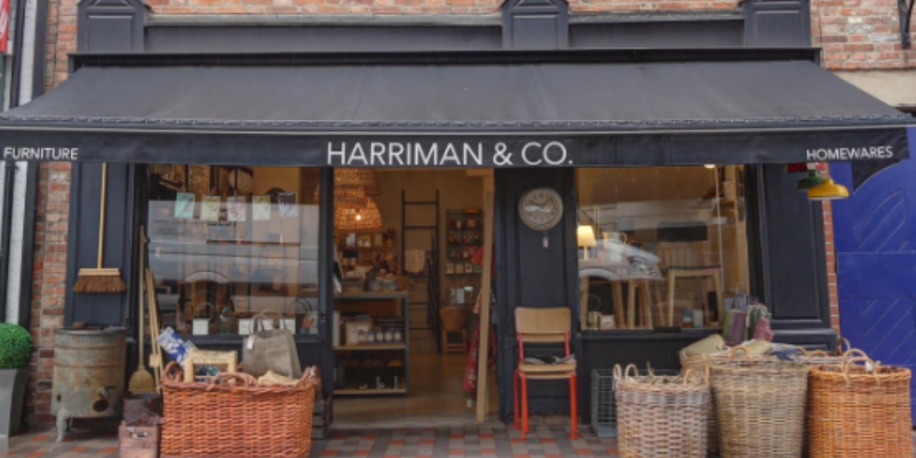 Harriman & Co., Shopping in Leicester