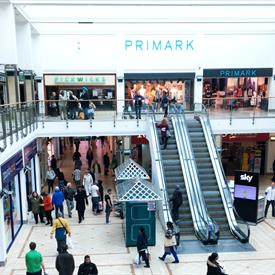 Haymarket Shopping Centre -