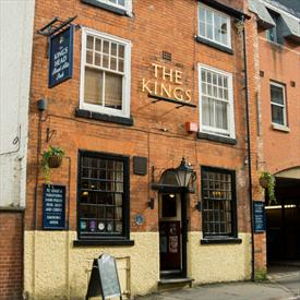 The King's Head - Pubs, Eating and Drinking in Leicester