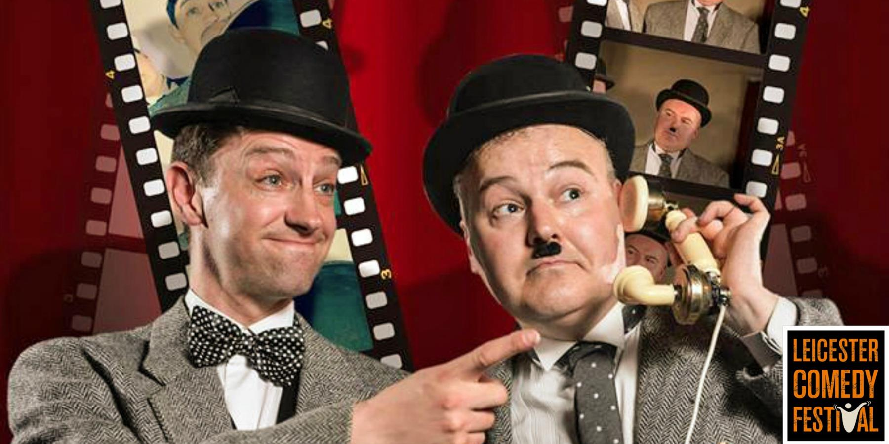 Laurel & Hardy Cabaret: Leicester Comedy Festival