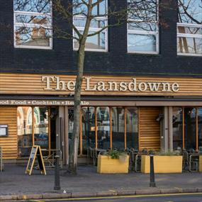 The Lansdowne - Bars, Eating and Drinking in Leicester