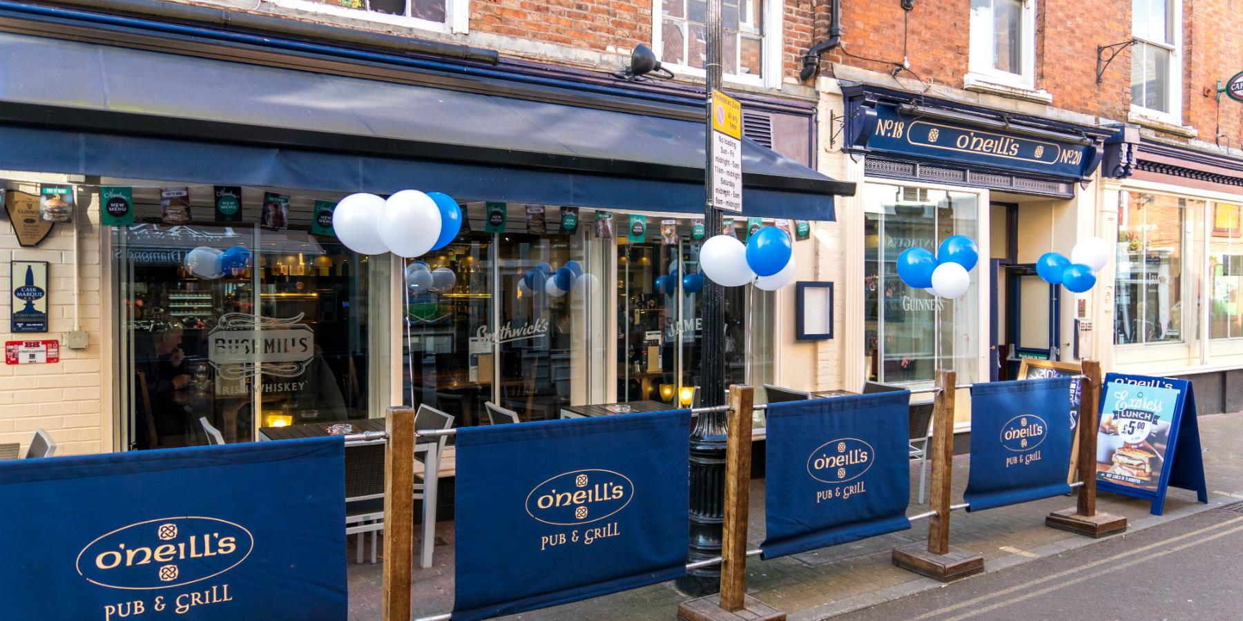 O'Neill's, Pub - Eating and Drinking in Leicester