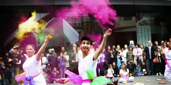 An Indian Summer - Festivals, See & Do in Leicester