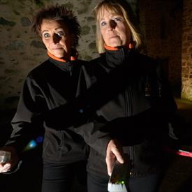 Haunted Heritage - Gill and Michele