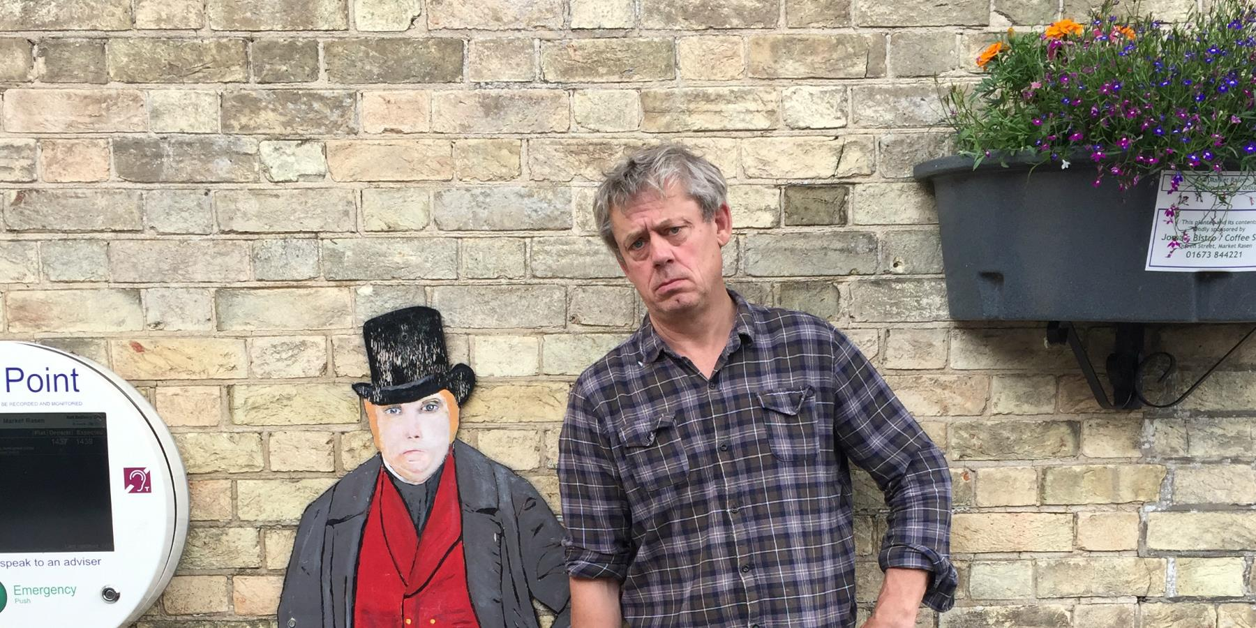 Graham Fellows - Completely Out of Character