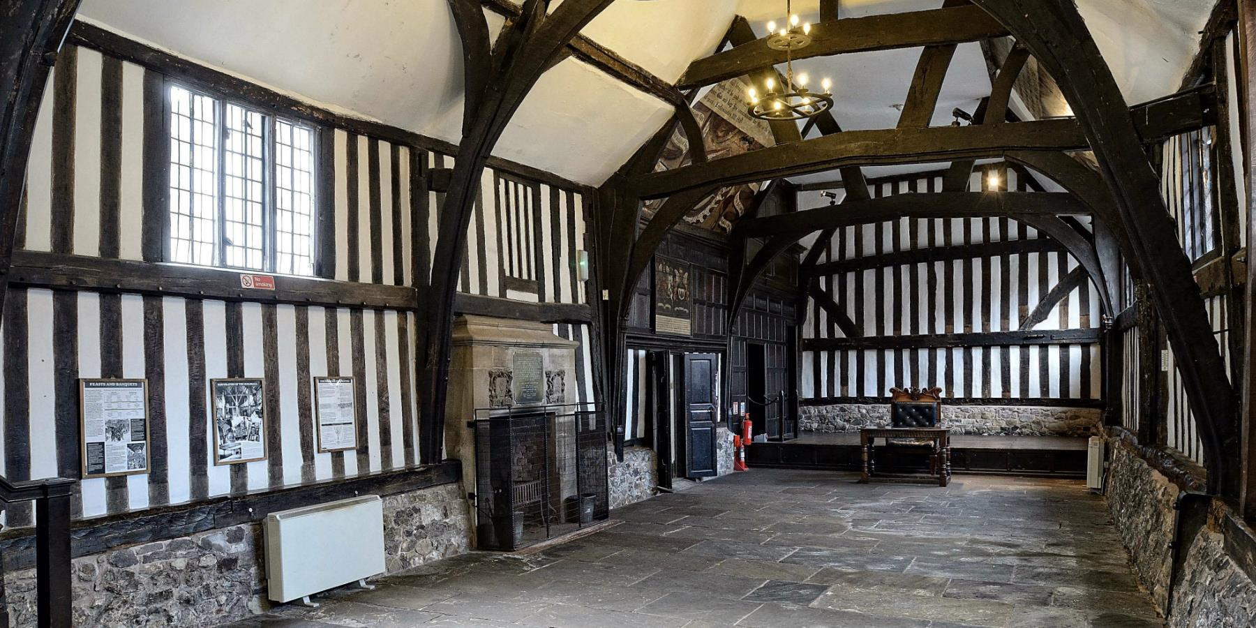 Guildhall Guided Tours - the great hall
