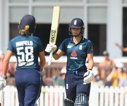 England Women v Australia Women - 2nd Ashes