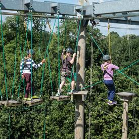 High Ropes at LOPC
