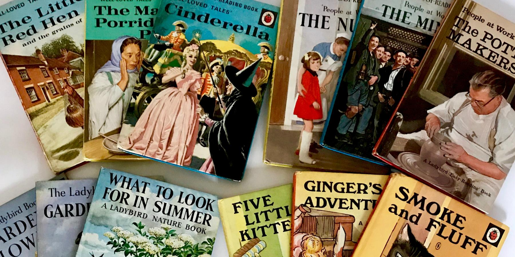 The Wonderful World of the Ladybird Book Artists