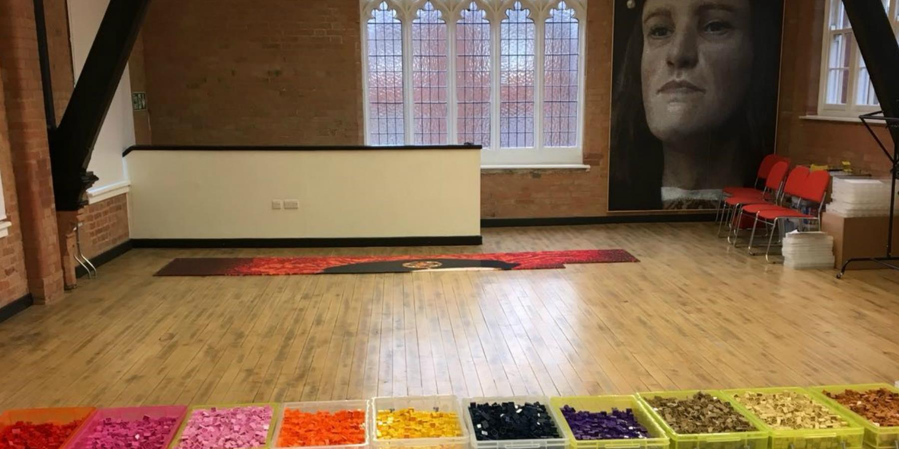 King Richard III Visitor Centre, LEGO Event