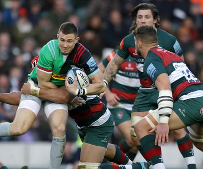 Leicester Tigers vs Northampton Saints