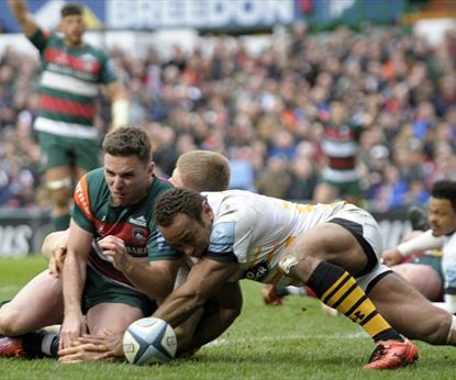 Leicester Tigers vs Gloucester