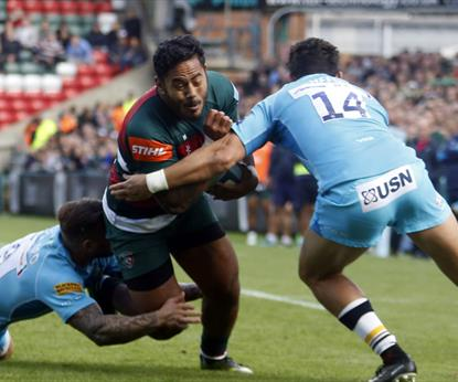 Leicester Tigers vs Exeter Chiefs