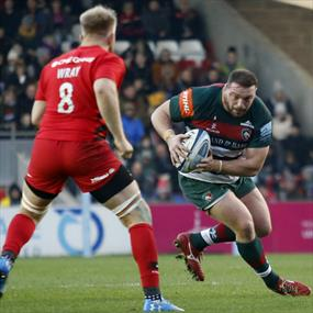 Leicester Tigers vs Saracens