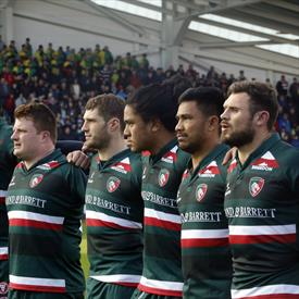 Leicester Tigers vs Worcester Warriors