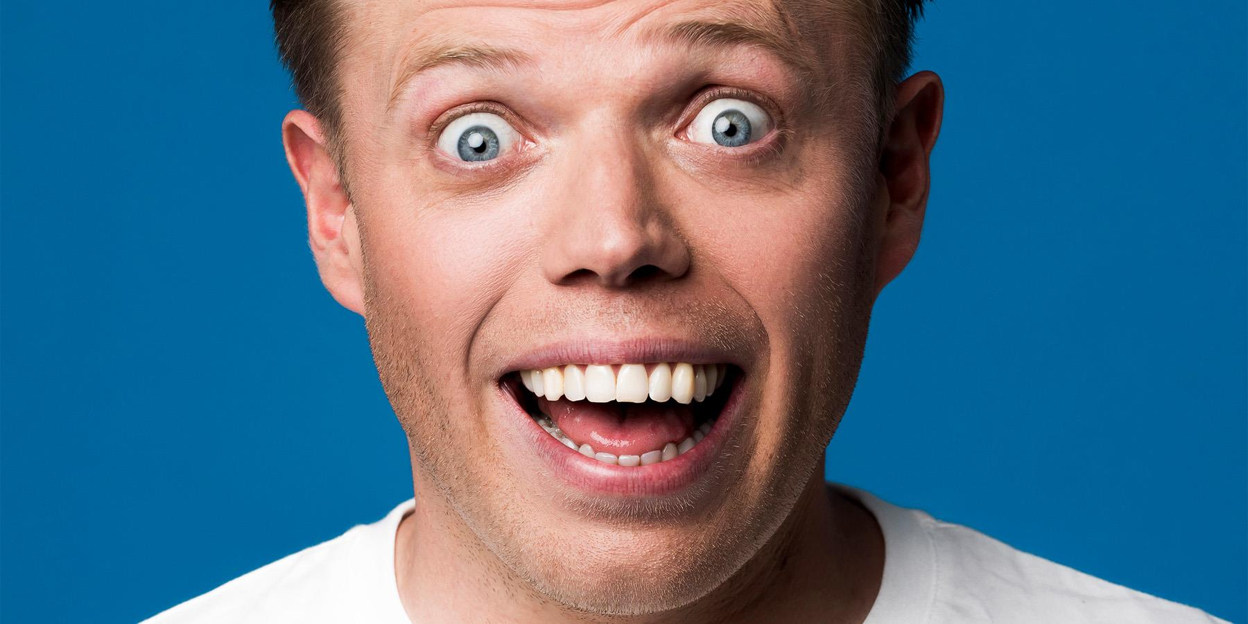 Rob Beckett - Wallop (2019)