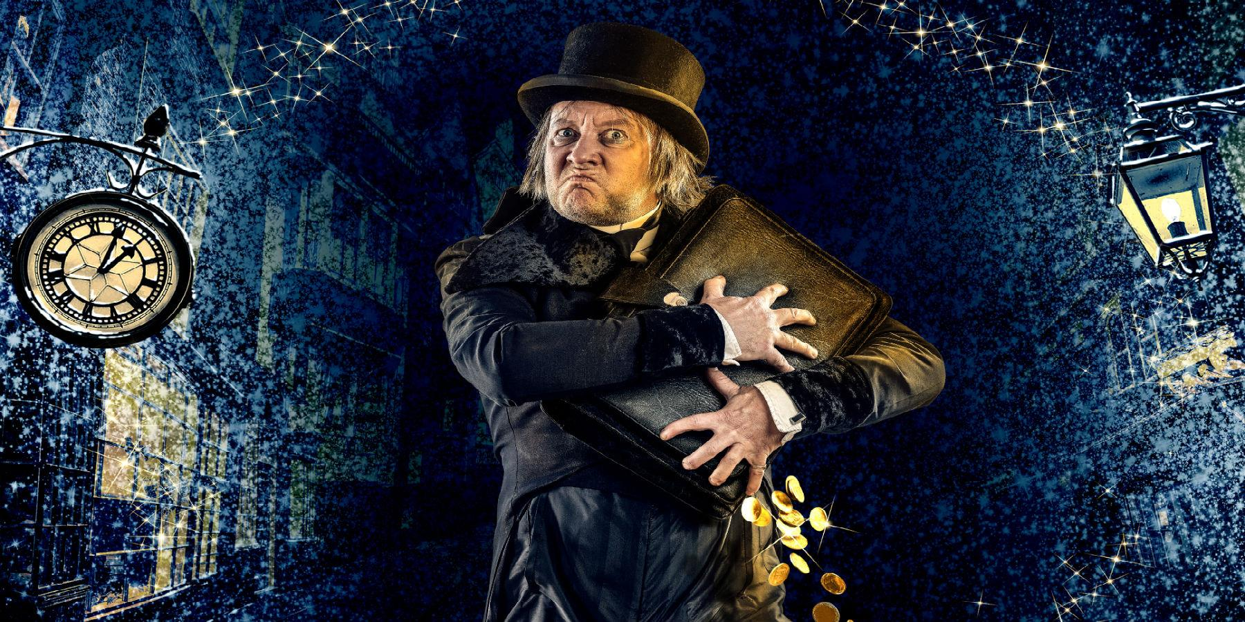 Curve Theatre presents: Scrooge the Musical