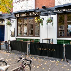 The High Cross, Pub - Eating and Drinking in Leicester