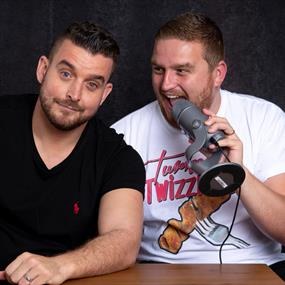 Two Mr P's in a Podcast LIVE