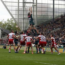Leicester Tigers vs Munster