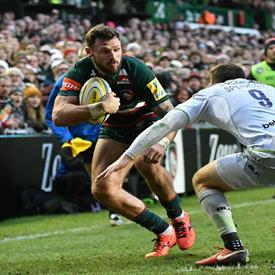 Leicester Tigers vs Racing 92